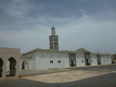 The Grand Mosque in Dakar, Senegal