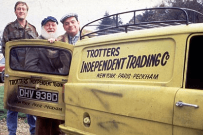 Why do only fools and horses work? Ah na na na na na.