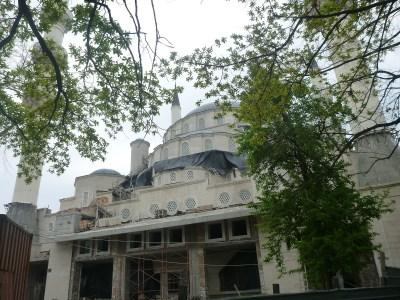The New Mosque in Bishkek