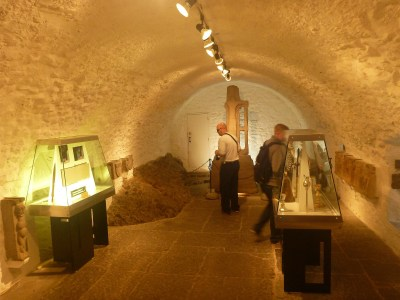 Museum at the Rock of Cashel