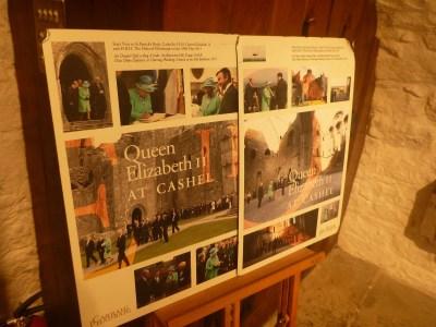 Queen Elizabeth II at Cashel