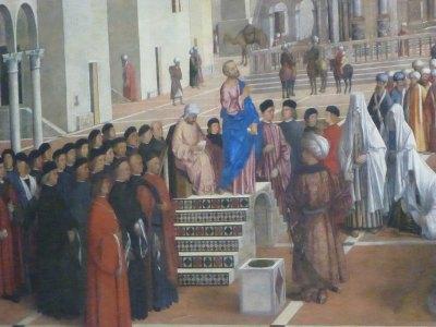 Saint Mark Preaching in Alexandria