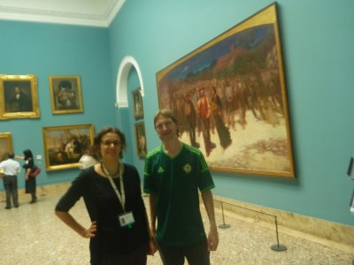 Pinacoteca di Brera Art Gallery Tour With Walks of Italy - Laura my guide