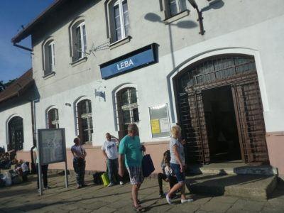 Leba Station