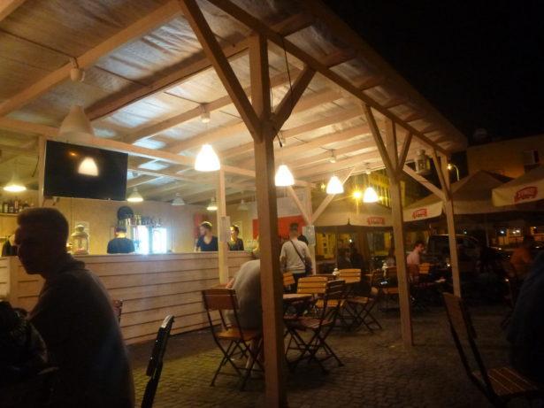 Rynek Beer Garden