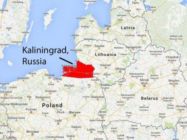 How to get Kaliningrad visa in Gdansk