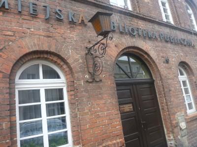 Tczew Biblioteka (Library)
