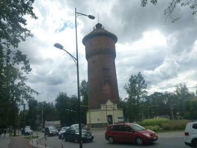 Wieza Cisnien - Water Tower