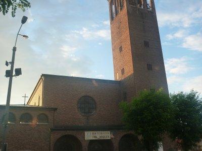 St. Joseph's Church, Tczew.