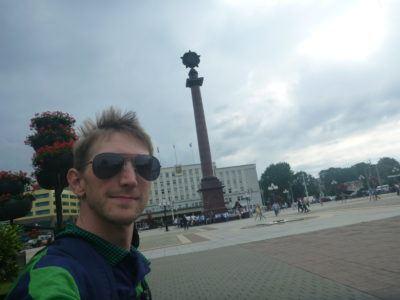 Victory Square, Kaliningrad City!