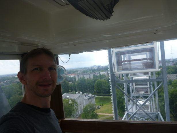 Park Yunost - Ferris Wheel