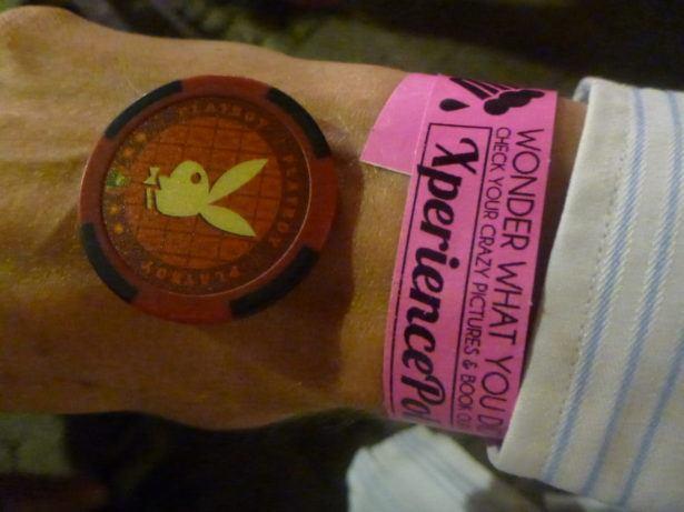 Token and wristband