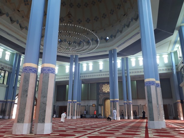Central Mosque Abidjan