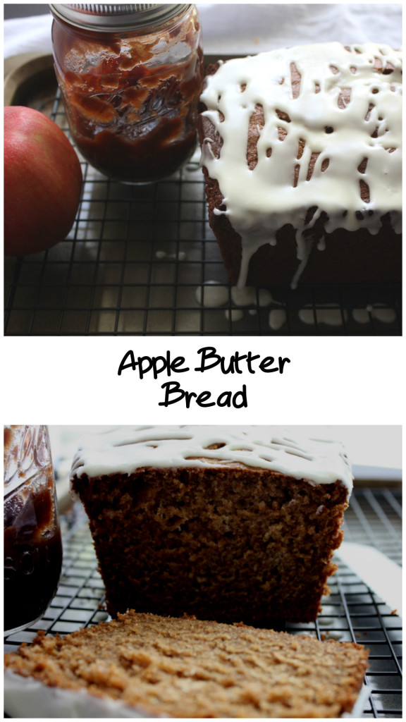 Apple Butter Bread - Full of Fall flavors and so scrumptious. by Don't Sweat The Recipe