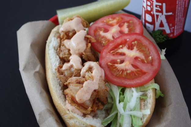 Shrimp Po' Boy - This recipe was so much better than my favorite restaurant. - by Don't Sweat The Recipe