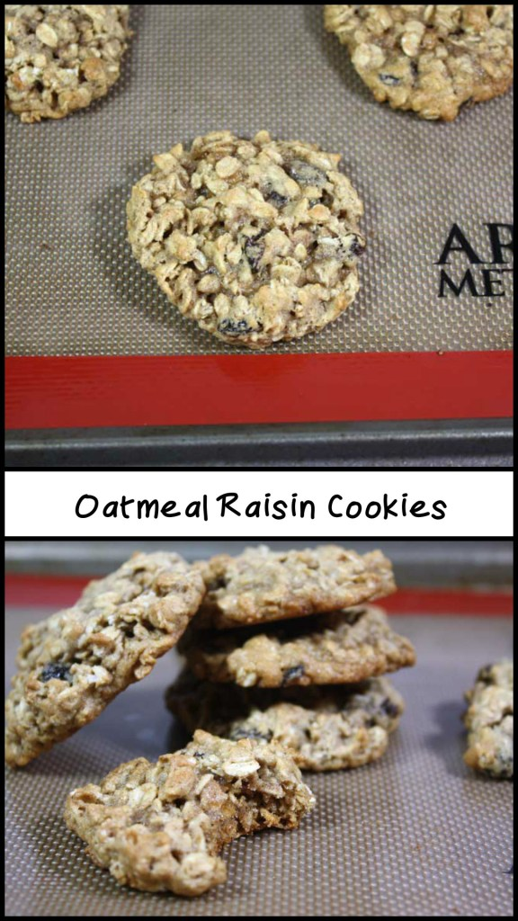 Oatmeal Raisin Cookies - These are the best moist, soft and chewy oatmeal cookies I have ever eaten! by Don't Sweat the Recipe