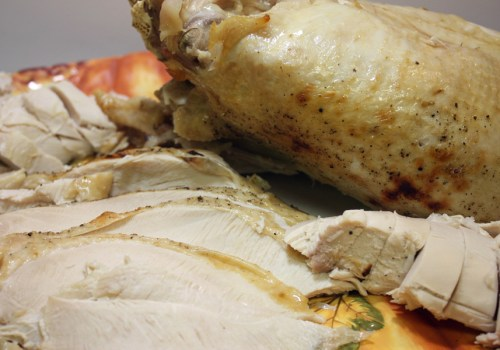 Turkey Brine - Moist, tender, juicy meat every time!