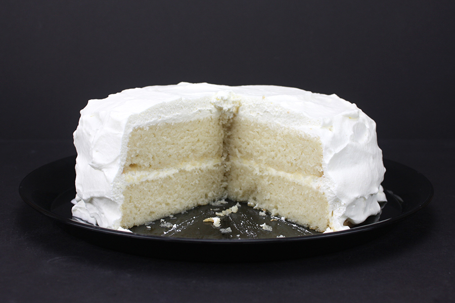 White Cake Looking For The Perfect Bakery Style White Cake This Is It