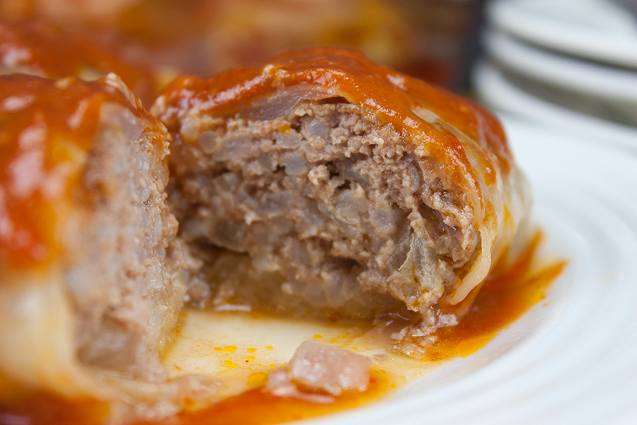 Easy Stuffed Cabbage Rolls Don T Sweat The Recipe
