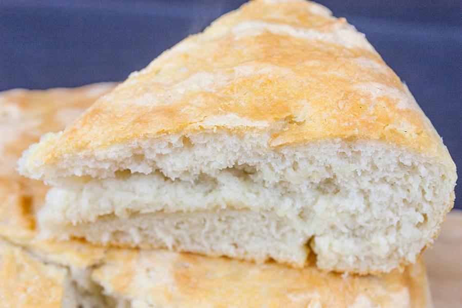 baked bread slice
