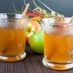Slow Cooker Apple Cider - Oh, so fall fabulous! Fresh apples, orange, cinnamon, nutmeg, cloves, and brown sugar make this cider irresistible.
