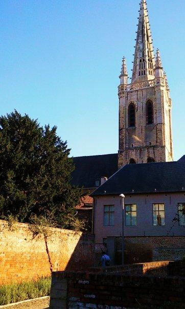 Harold Tor - Oud Leuven Project - Sint-Geertruikerk