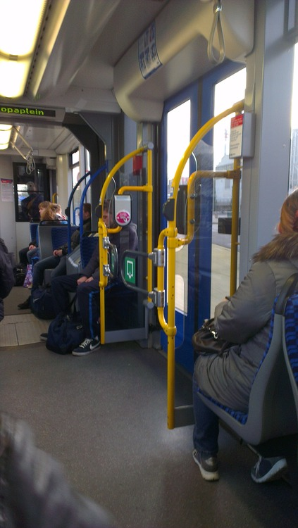 Image about UX lessons from Amsterdam trams