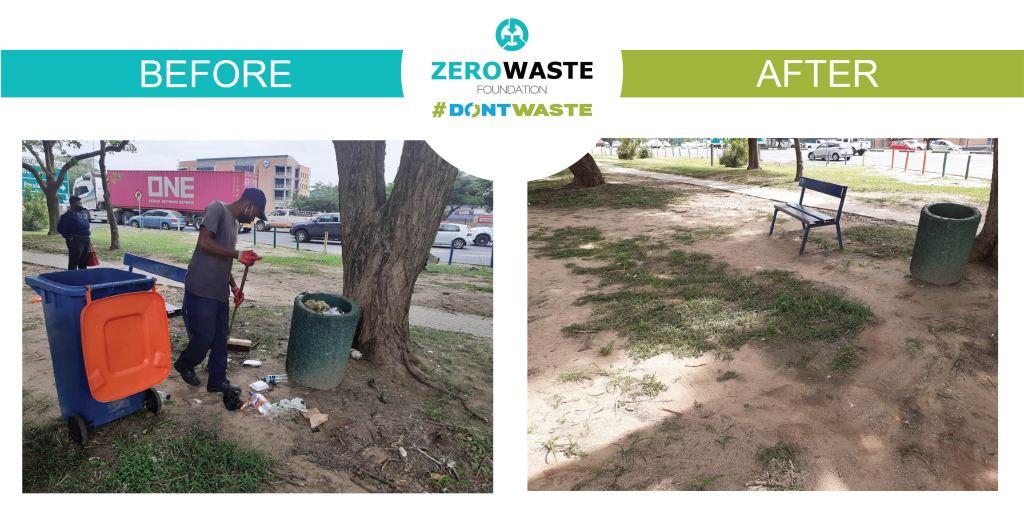 Zero Waste Foundation Clean Ups