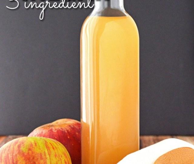 Diy Homemade Apple Cider Vinegar Using Peels And Cores