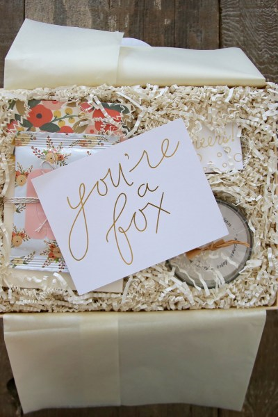 Boxfox – The Ultimate Gift Box
