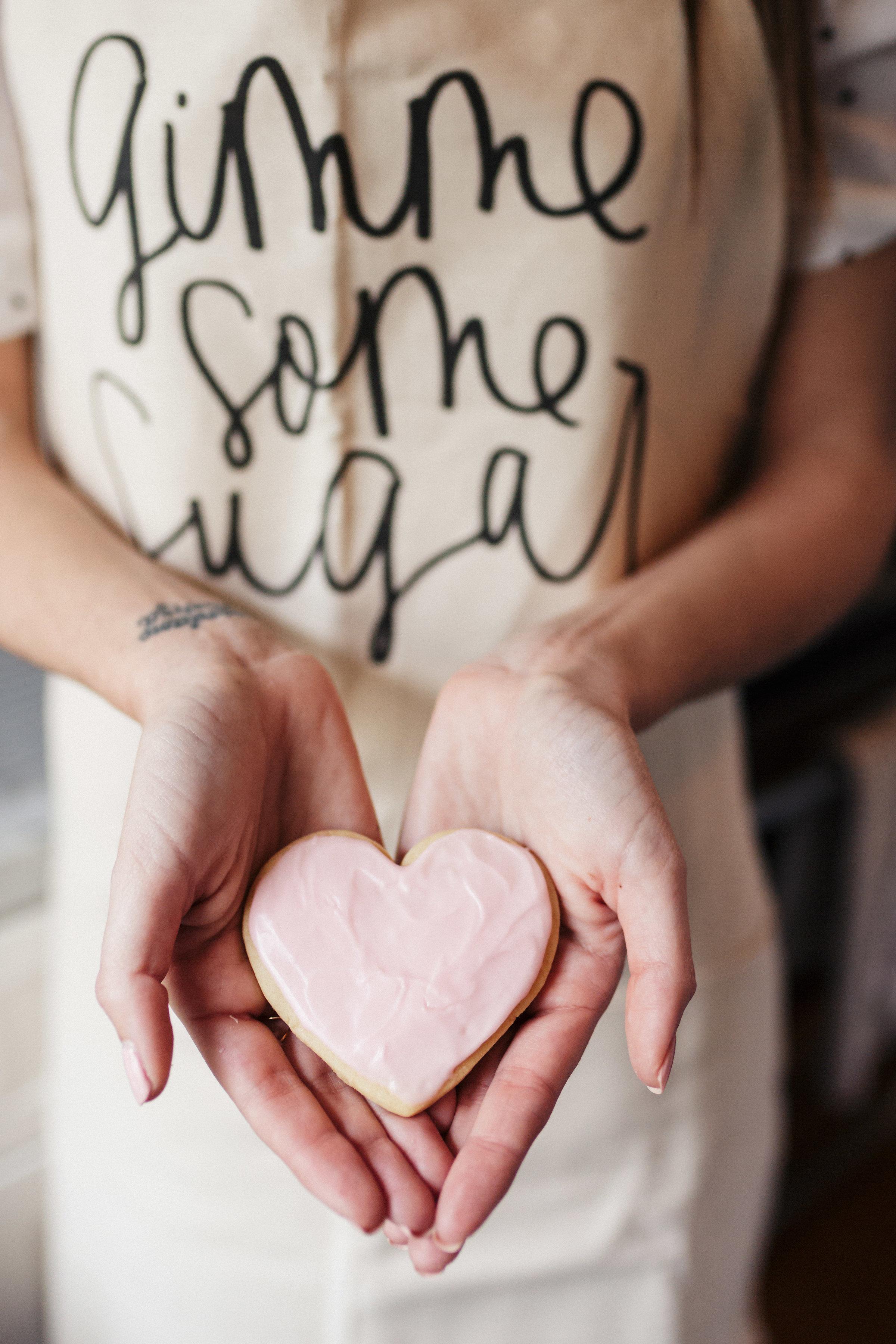 heartshapedsugarcookies