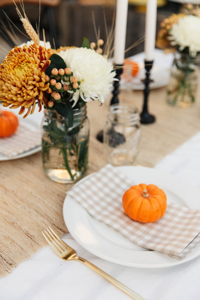 Autumn Harvest Dinner