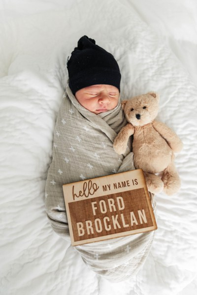 Ford's Birth Story