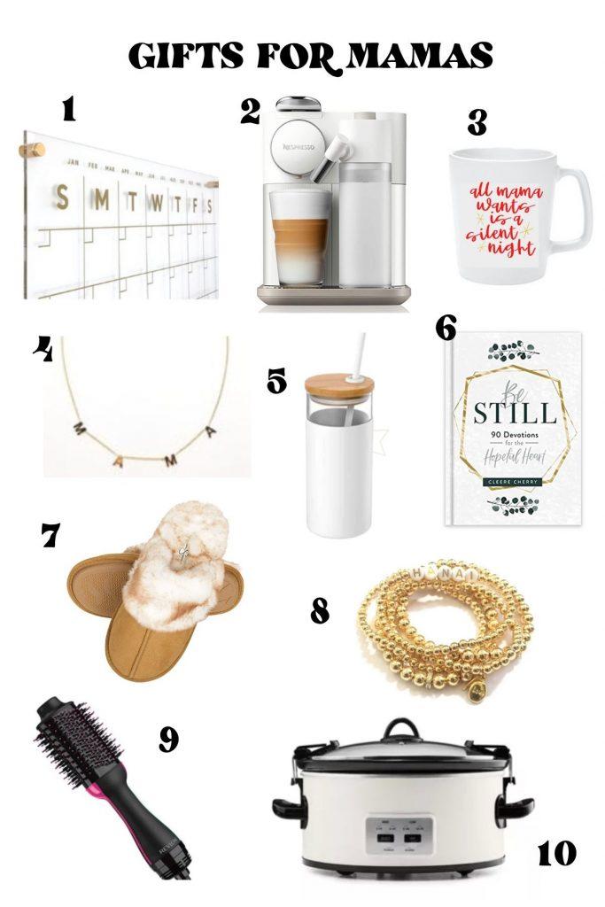 Holiday Gift Guide - Mama
