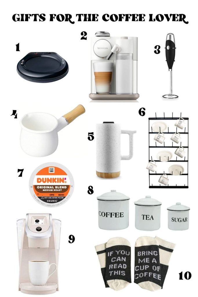 Holiday Gift Guide - Coffee Lover
