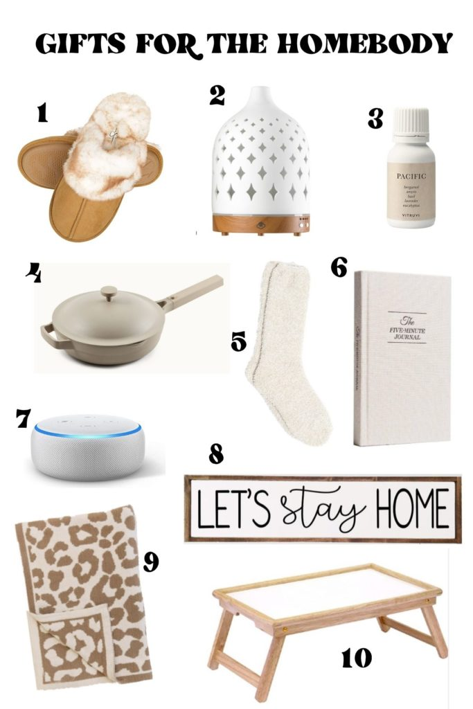 Holiday Gift Guide - Homebody