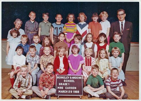My-1st-Grade-Class