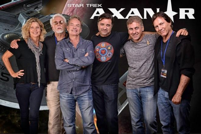 Cast Photo-Axanar
