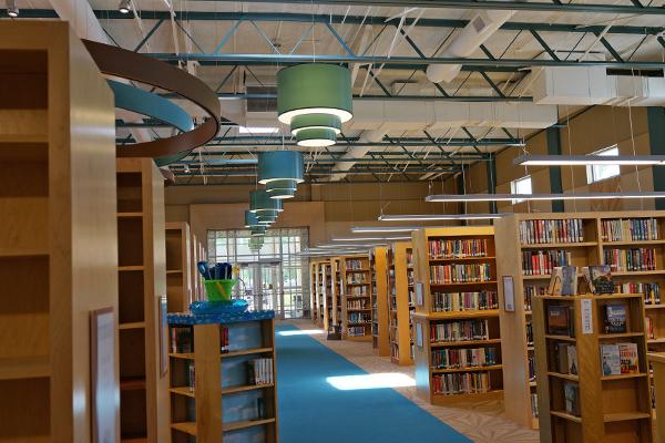 sammy brown library 1