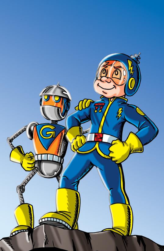 space cop zack heroes