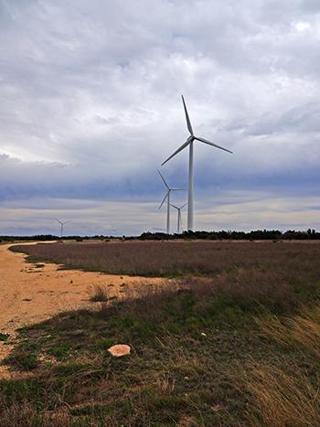 Wind Turbine moody