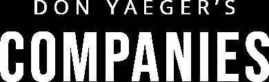 Don Yaeger's Companies