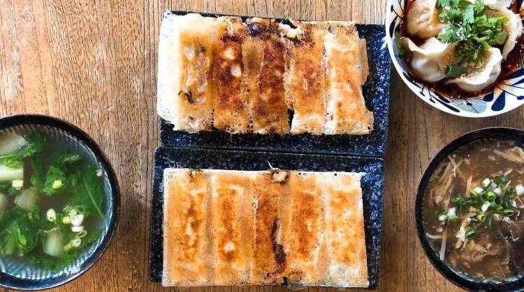 台北   餃子樂 東豐店 必點菜單 吃餃子也可以很文創,文青必訪餃子館