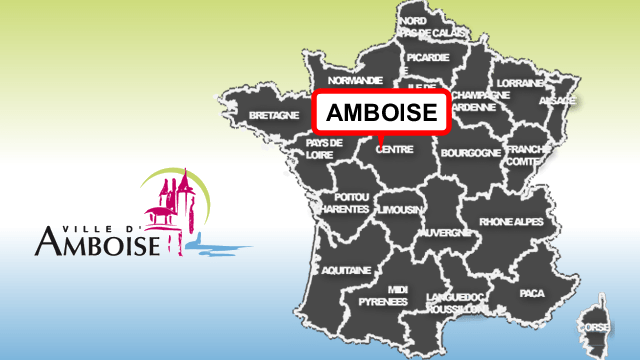 carte Amboise