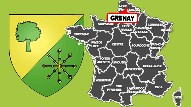 Illustration Grenay