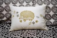 dooce | Hedgehog pillow