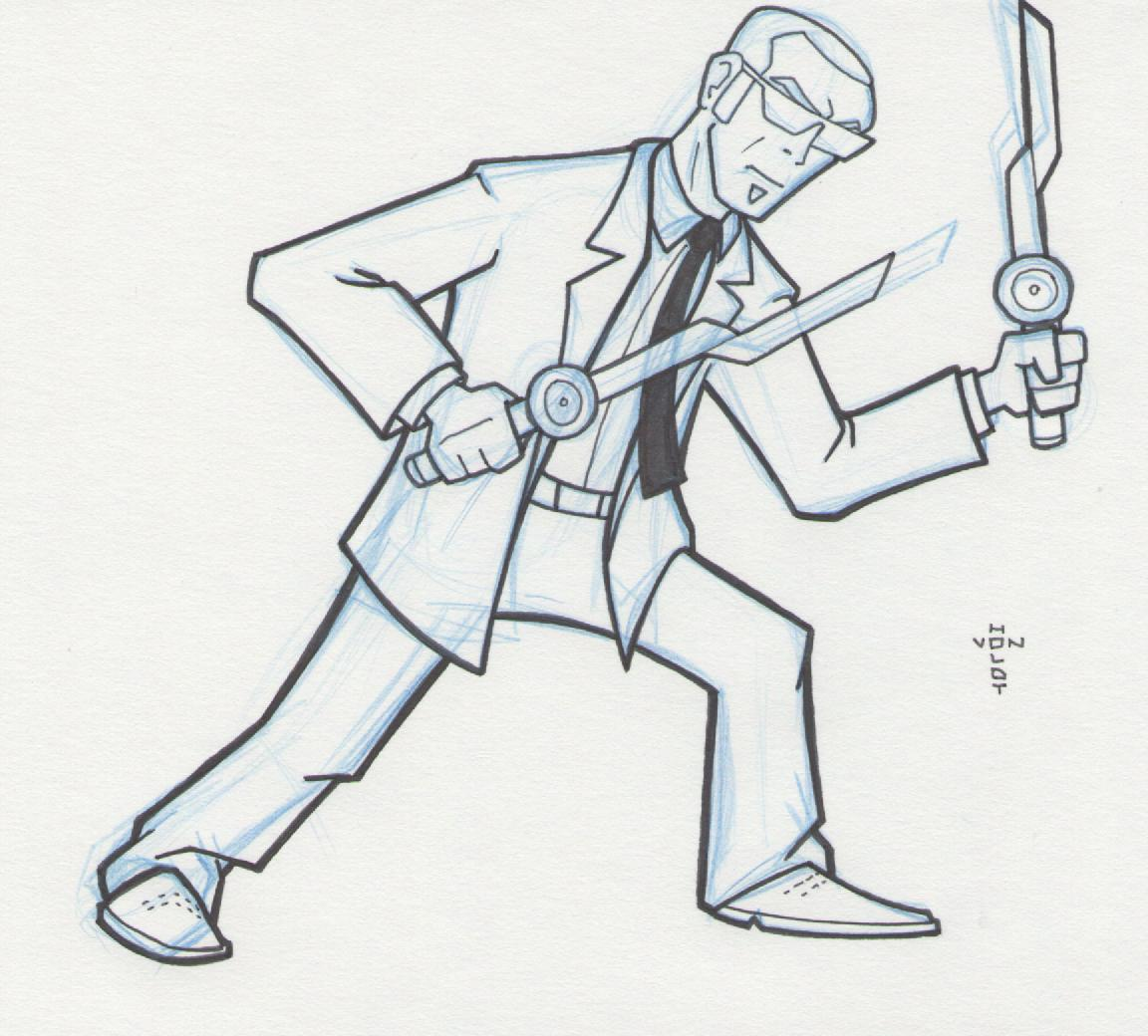 Generator Rex Coloring Pages