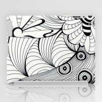 iPad cases http://society6.com/HeidiDenney/Groovy-z7Q_iPad-Case#20=149