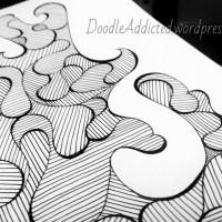 """Apple"" Doodle Art"