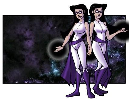 Galactic Power and Infinite Danger